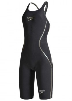 Speedo LZR X Donna OB Black Gold