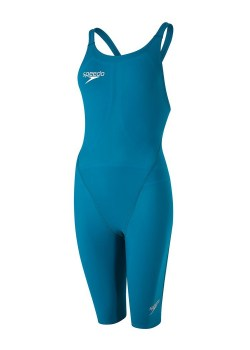 Speedo LZR Element Open Blue