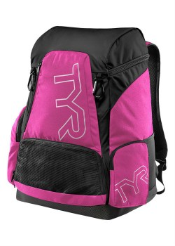 Zaino Tyr Alliance Pink Black front